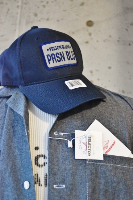 PRISON BLUE   MADE IN USA ★★_d0152280_20534649.jpg