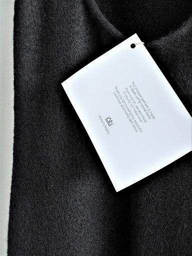 Worker's Nobility Overall / Black 100% Wool_b0139281_1734793.jpg