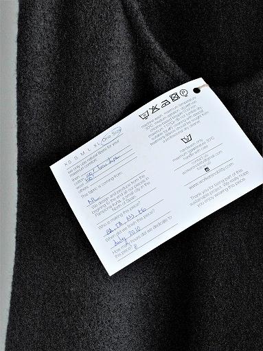 Worker's Nobility Overall / Black 100% Wool_b0139281_1735261.jpg