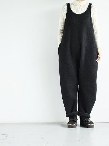 Worker's Nobility Overall / Black 100% Wool_b0139281_17382116.jpg