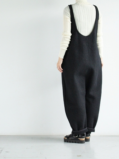 Worker's Nobility Overall / Black 100% Wool_b0139281_17385215.jpg