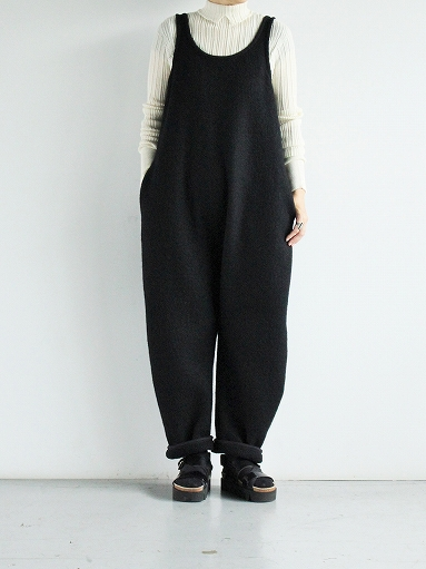 Worker's Nobility Overall / Black 100% Wool_b0139281_1739638.jpg