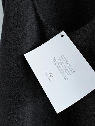Worker's Nobility Overall Skirt - Pichi / Black 100% Wool_b0139281_1791865.jpg