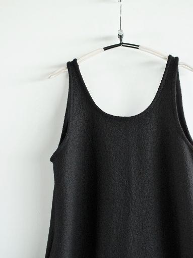 Worker's Nobility Overall Skirt - Pichi / Black 100% Wool_b0139281_1793045.jpg