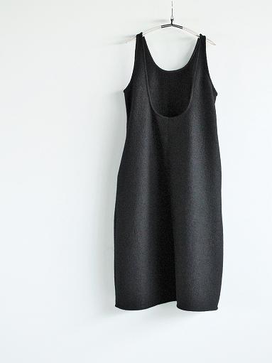 Worker's Nobility Overall Skirt - Pichi / Black 100% Wool_b0139281_179838.jpg