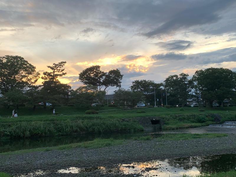賀茂川の風景_b0408892_08415692.jpg