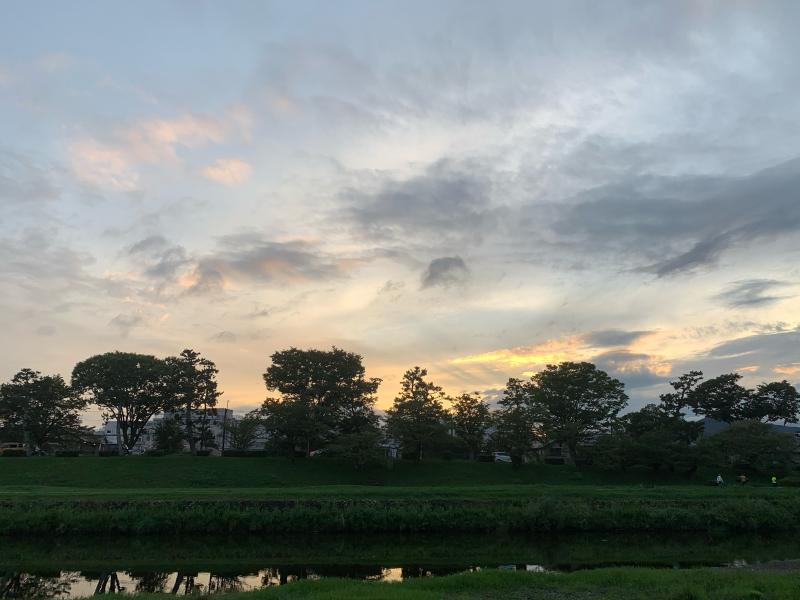 賀茂川の風景_b0408892_08415910.jpg