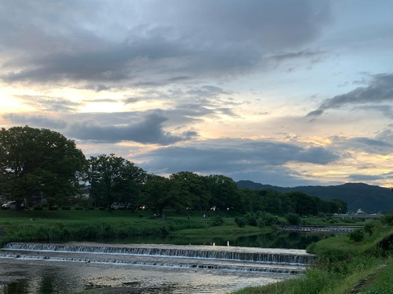 賀茂川の風景_b0408892_08420253.jpg
