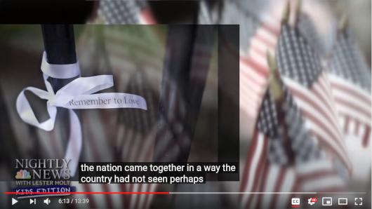 子ども向けニュース(NBC Nightly News Kids Edition)は「9・11」をどう報じたか?_b0007805_04363637.jpg