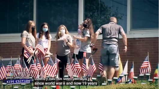 子ども向けニュース(NBC Nightly News Kids Edition)は「9・11」をどう報じたか?_b0007805_04411427.jpg
