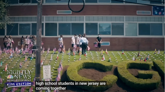 子ども向けニュース(NBC Nightly News Kids Edition)は「9・11」をどう報じたか?_b0007805_04422131.jpg
