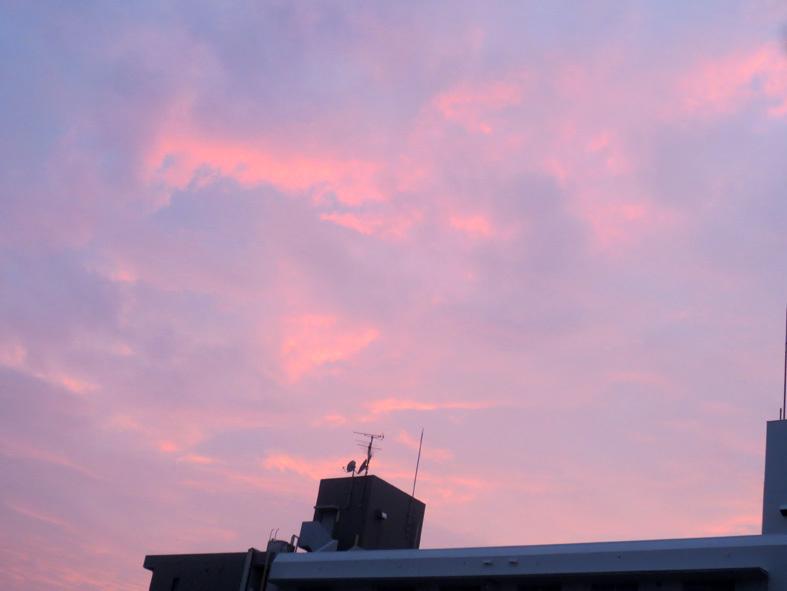 ■コロナ・コロナの明け暮れにも秋が訪れ──週替わりの夕暮れ[8/31-9/13]_d0190217_22002600.jpg