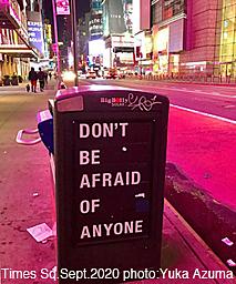 仮面/マスク/ペスト医師、あるいは『唯物的社会距離』        NY備忘録・2020年5月–9月 『汝、殺す勿れ』_b0216318_23494090.jpg