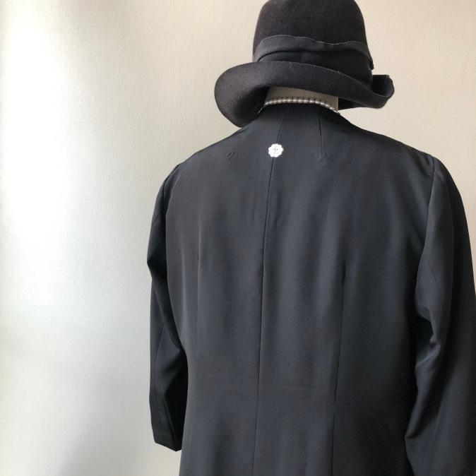 着物リメイク・喪服のお着物からワンピース_d0127925_14141500.jpg