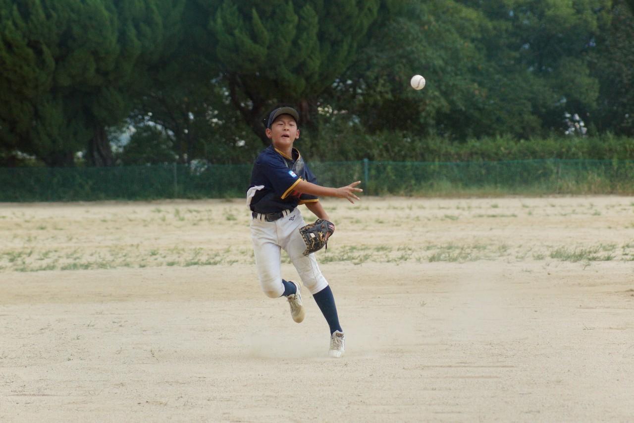 2020年8月29日 1年生関西さわやか大会3回戦 対小野ボーイズさん 勝利!!_c0408832_19322182.jpg