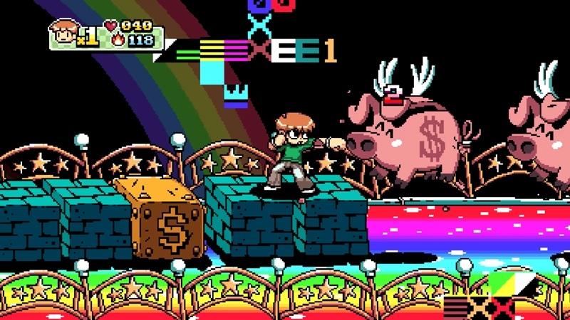 【気になる新作】:『SCOTT PILGRIM VS. THE WORLD: THE GAME - Complete Edition』(PS4/XB1/NS/PC)_c0090360_21024457.jpg