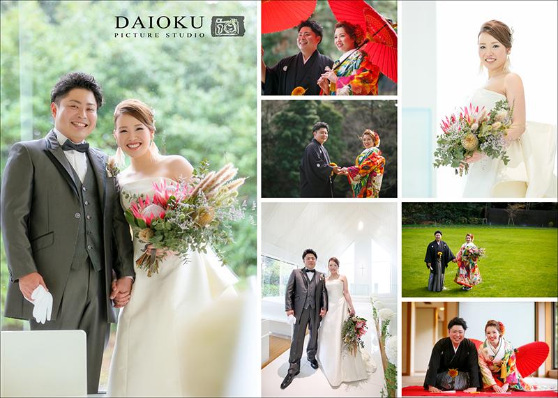 結婚式の前撮り 鳥羽国際ホテルにて_c0224169_13200702.jpg