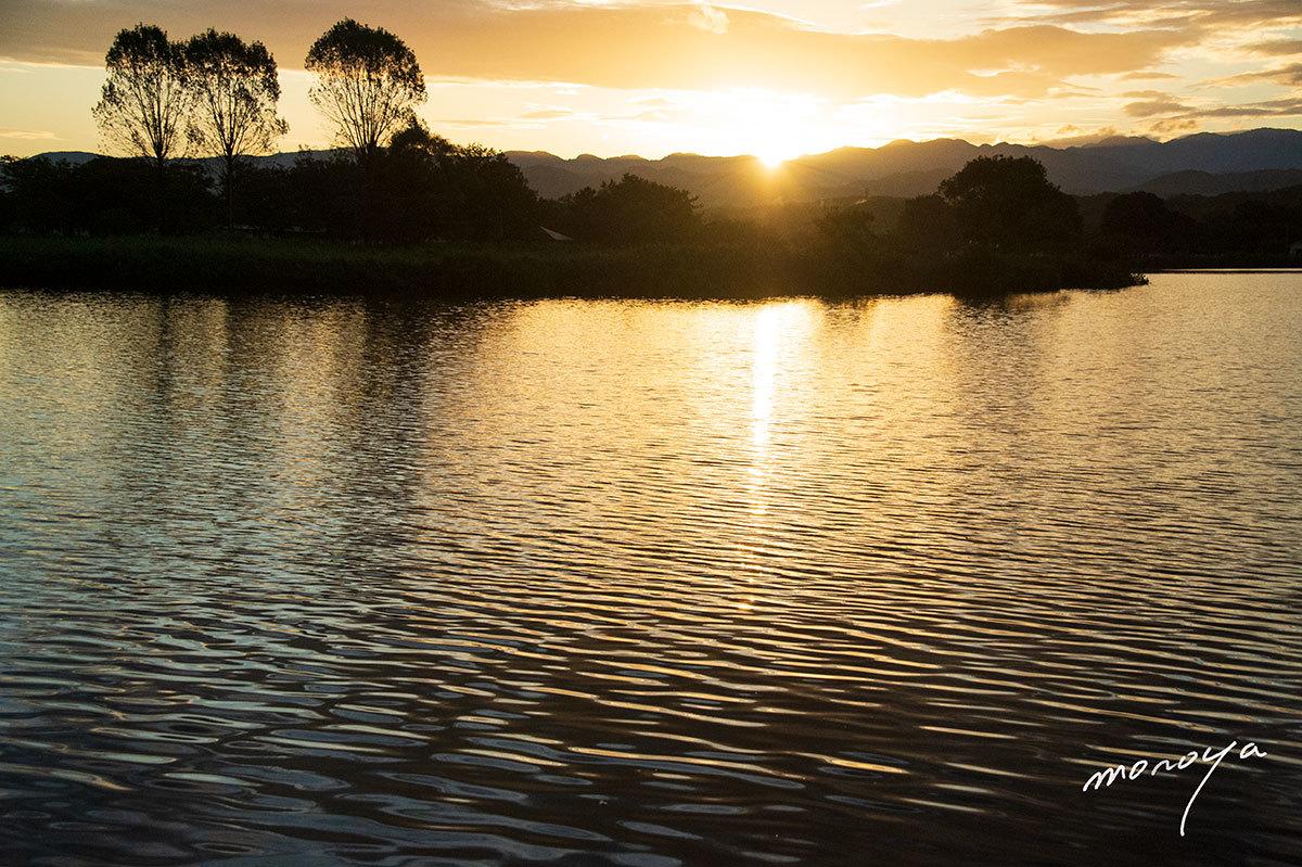湖面の輝き_c0085877_06124549.jpg