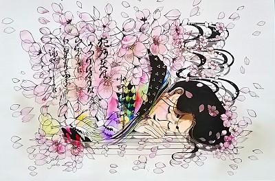 カラフルな切り絵作品展、予告_f0203094_15155653.jpg
