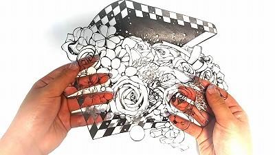 カラフルな切り絵作品展、予告_f0203094_15281903.jpg