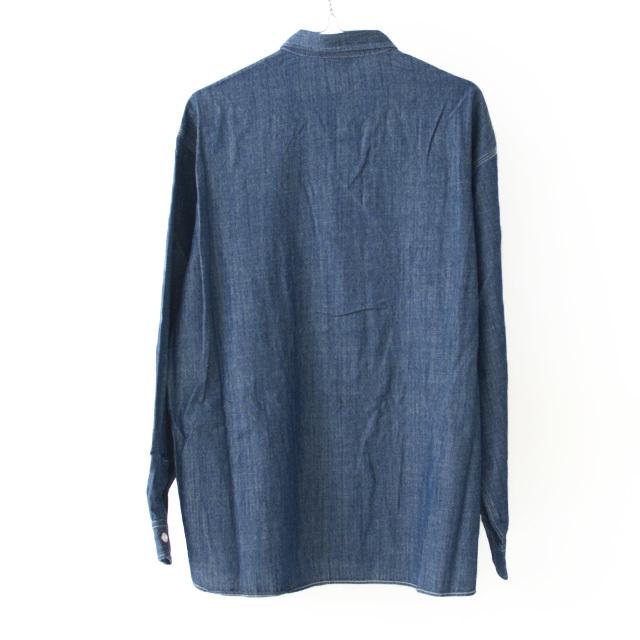 BIG MAC [ビッグ マック] DUNGAREE REGULAR SHIRTS [BMC-018] ダンガリー レギュラー シャツ・シャンブレーシャツ・MEN\'S _f0051306_17290856.jpg
