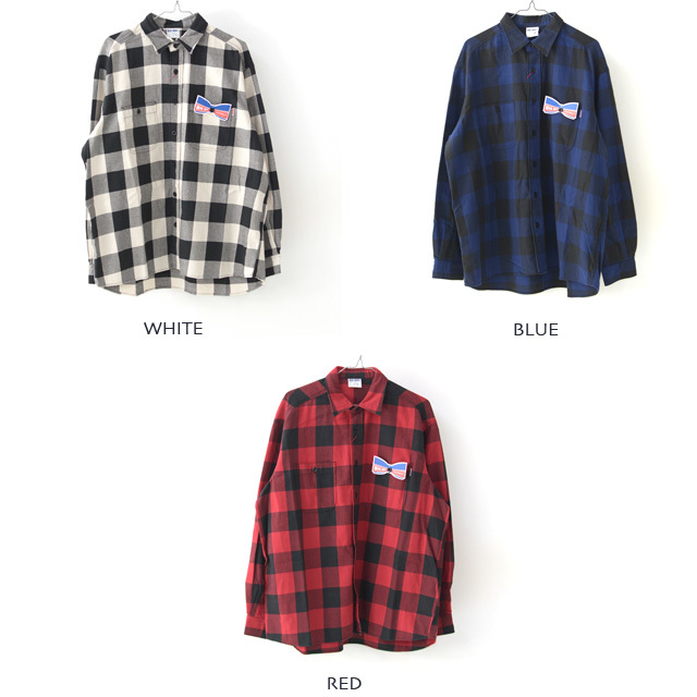 BIG MAC [ビッグ マック] REGULAR SHIRTS [BMC-019] レギュラー シャツ・ネルシャツ・チェックシャツ・MEN\'S _f0051306_17334293.jpg