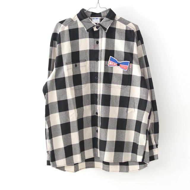 BIG MAC [ビッグ マック] REGULAR SHIRTS [BMC-019] レギュラー シャツ・ネルシャツ・チェックシャツ・MEN\'S _f0051306_17334298.jpg