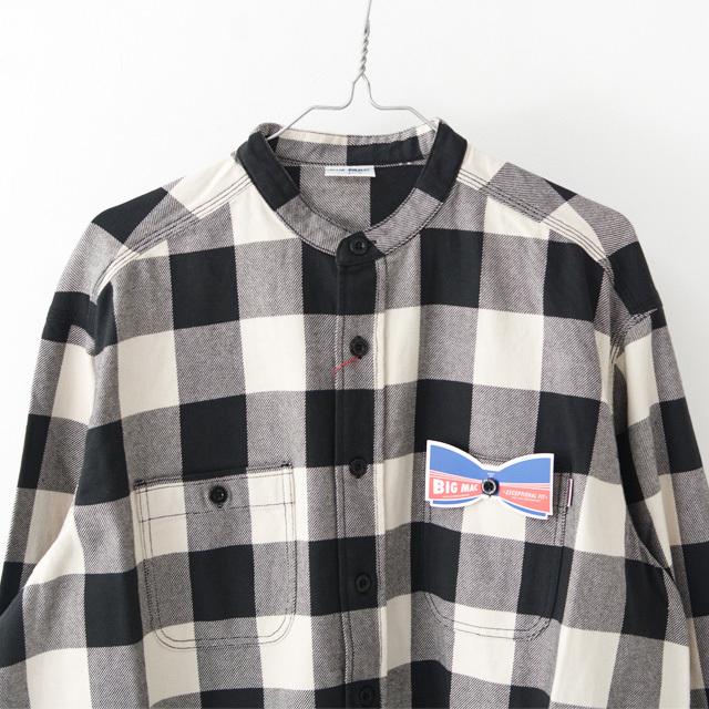 BIG MAC [ビッグ マック] STAND SHIRTS [BMC-021] スタンド シャツ・長袖シャツ・ネルシャツ・チェックシャツ・MEN\'S _f0051306_17430133.jpg