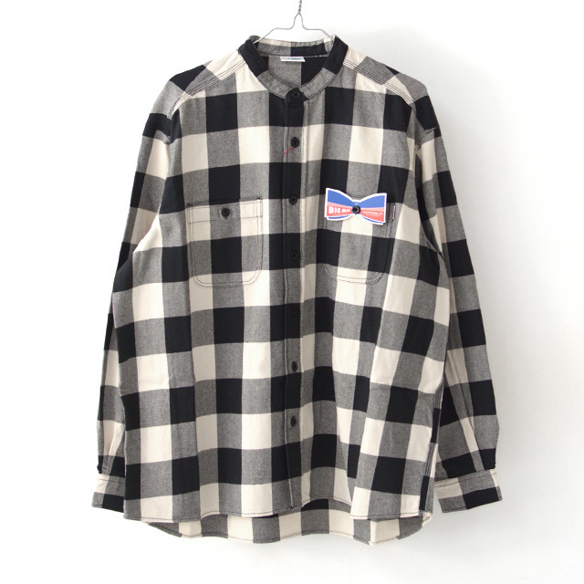 BIG MAC [ビッグ マック] STAND SHIRTS [BMC-021] スタンド シャツ・長袖シャツ・ネルシャツ・チェックシャツ・MEN\'S _f0051306_17430182.jpg