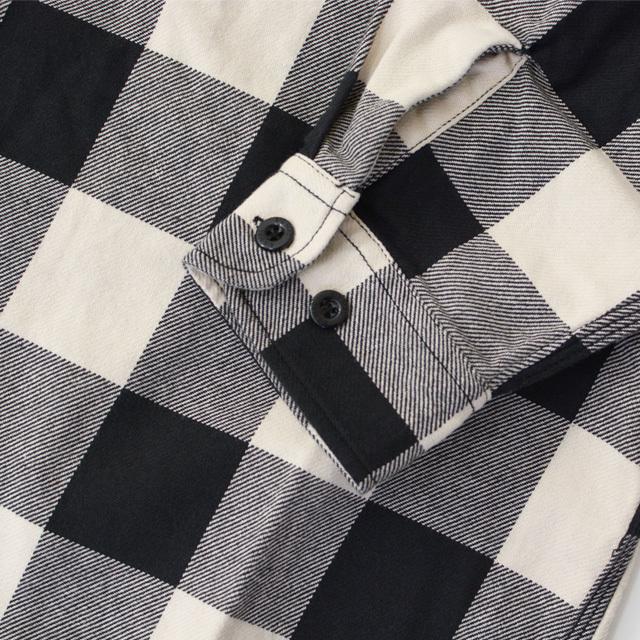 BIG MAC [ビッグ マック] STAND SHIRTS [BMC-021] スタンド シャツ・長袖シャツ・ネルシャツ・チェックシャツ・MEN\'S _f0051306_17430247.jpg