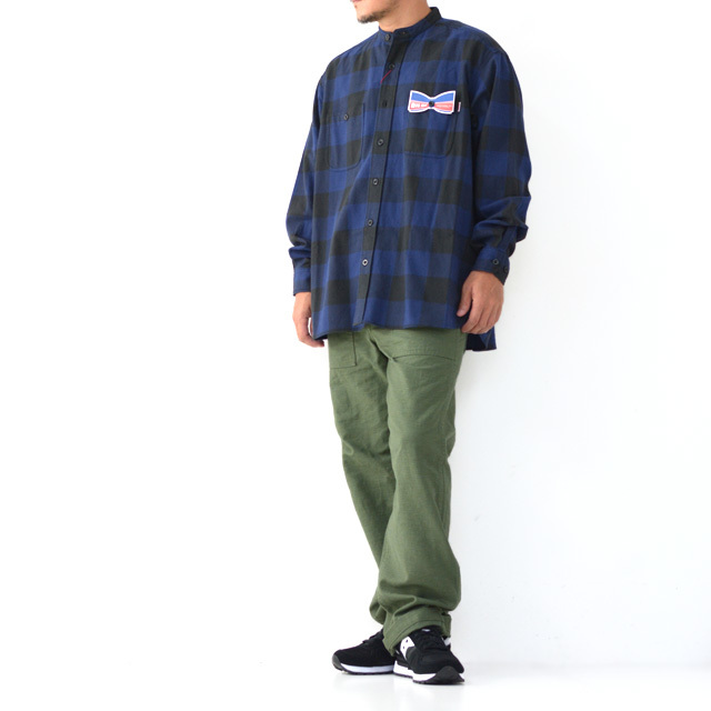BIG MAC [ビッグ マック] STAND SHIRTS [BMC-021] スタンド シャツ・長袖シャツ・ネルシャツ・チェックシャツ・MEN\'S _f0051306_17430270.jpg