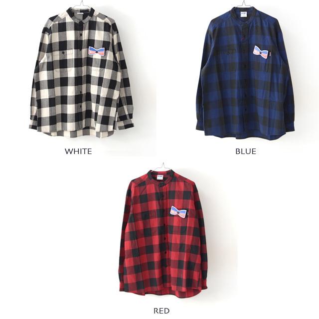 BIG MAC [ビッグ マック] STAND SHIRTS [BMC-021] スタンド シャツ・長袖シャツ・ネルシャツ・チェックシャツ・MEN\'S _f0051306_17430273.jpg