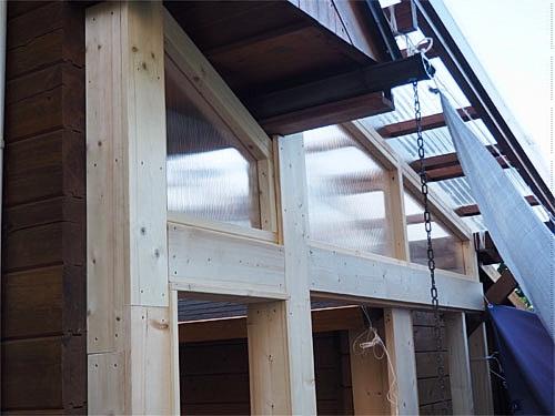 [DIY]で新部屋を作る。~東側壁面のカバーボードを貼る~_a0282620_20104524.jpg