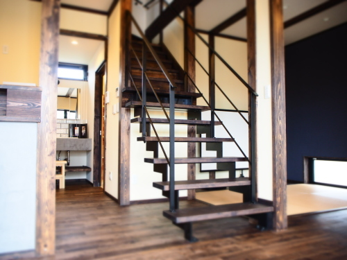 M邸 完成見学会_c0148232_09095261.jpg