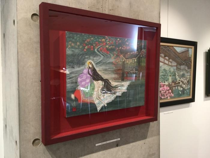 水谷進一 日本画展 雅 Miyabi_e0255740_16362134.jpg