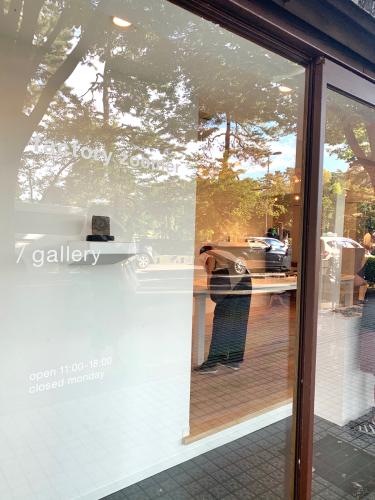 21世紀美術館横のギャラリーとFACTRY ZOOMER_b0228252_19340198.jpg