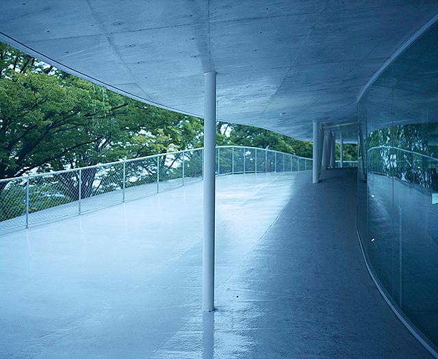 建築と時間と妹島和世 -2- Architecture,Time and Kazuyo Sejima_f0165567_06205134.jpg