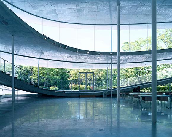 建築と時間と妹島和世 -2- Architecture,Time and Kazuyo Sejima_f0165567_06242682.jpg