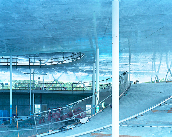 建築と時間と妹島和世 -2- Architecture,Time and Kazuyo Sejima_f0165567_06263080.jpg