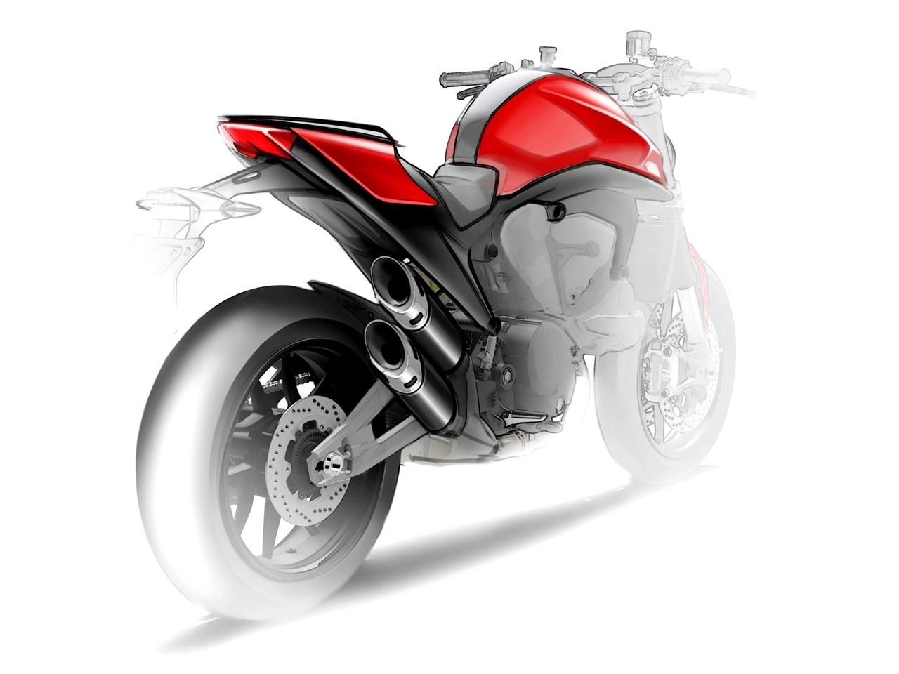 以前から出る気配のあった Ducati のニューマシン  Multistrada & Monster_f0004270_22192596.jpg