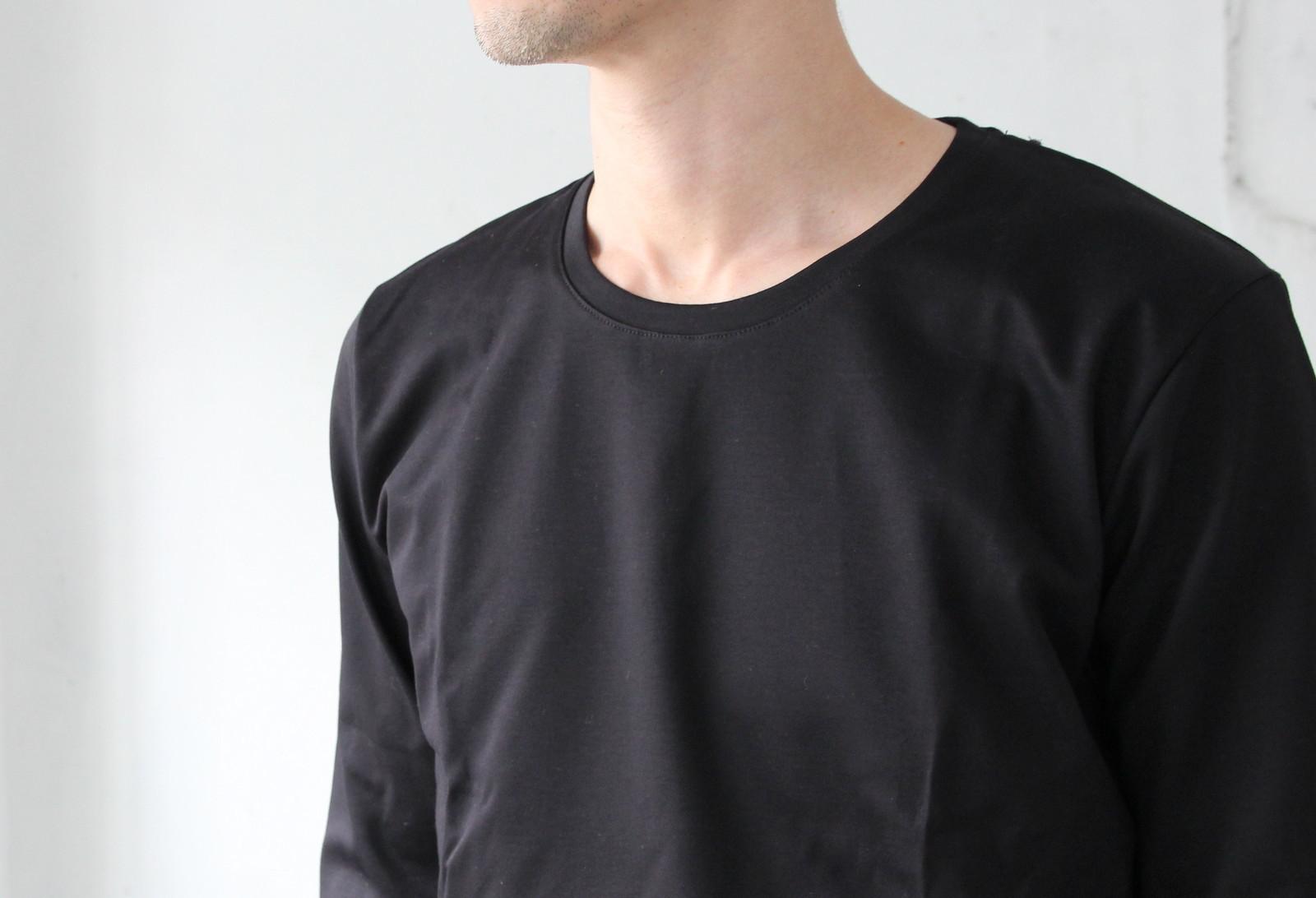 Tokyo Made Dress T-shirt (Long Sleeve)_c0379477_20523377.jpg