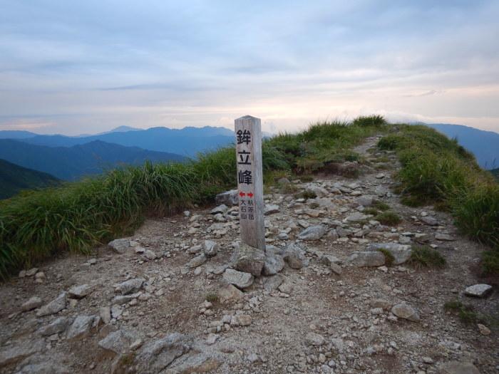 飯豊連峰縦走 ~ 2020年8月29日~31日_f0170180_07244125.jpg