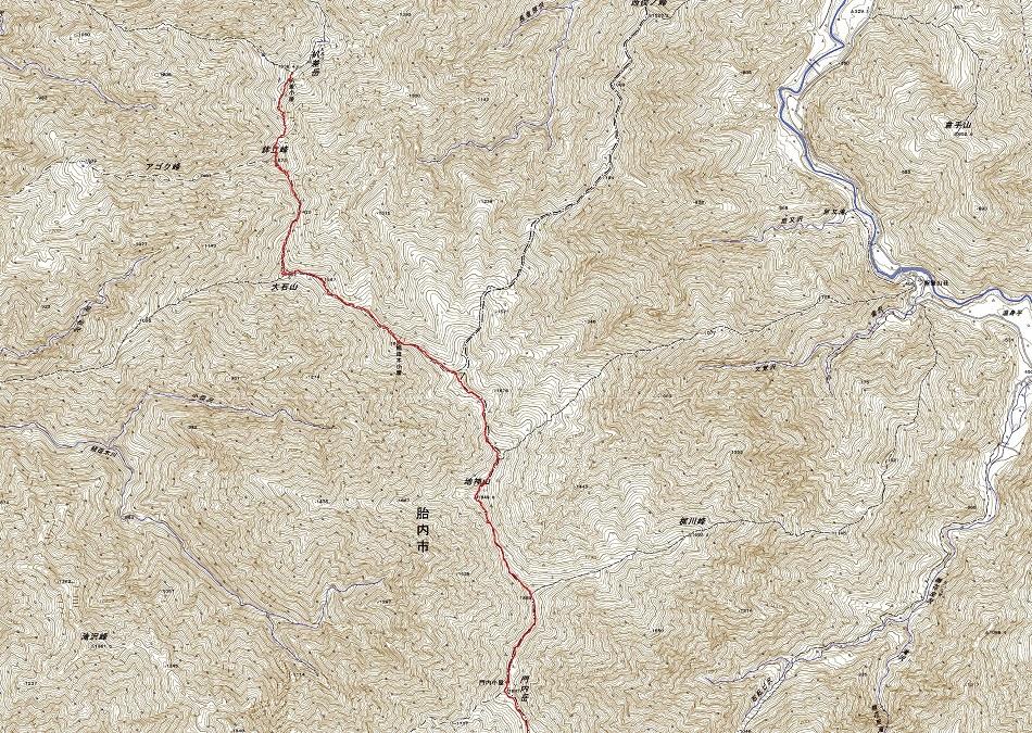飯豊連峰縦走 ~ 2020年8月29日~31日_f0170180_22063143.jpg