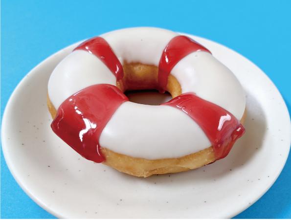 【期間限定】クリスピークリームドーナツの夏の新作「シロクマ カスタード」など【かわいくておいしい】_d0272182_13232248.jpg