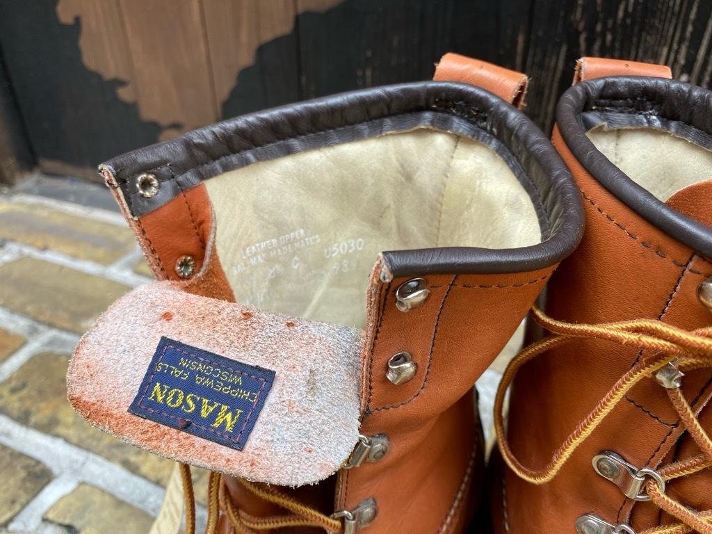 マグネッツ神戸店 9/16(水)Boots入荷! #1  Work Boots!!!_c0078587_15485293.jpg