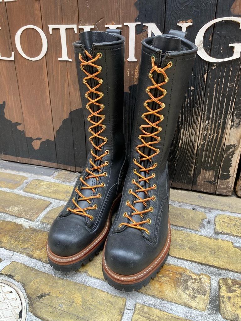 マグネッツ神戸店 9/16(水)Boots入荷! #1  Work Boots!!!_c0078587_15522920.jpg