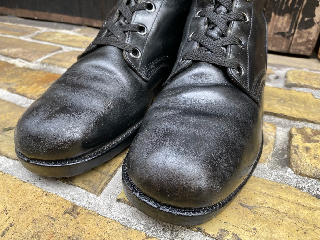 マグネッツ神戸店 9/16(水)Boots入荷! #2 Military Boots!!!_c0078587_15550167.jpg
