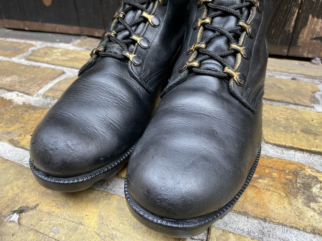 マグネッツ神戸店 9/16(水)Boots入荷! #2 Military Boots!!!_c0078587_15561619.jpg