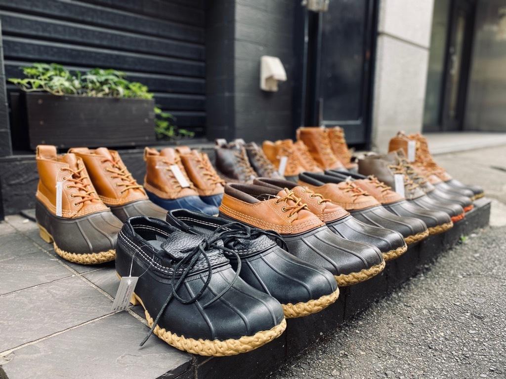 マグネッツ神戸店 9/16(水)Boots入荷! #3 L.L.Bean Maine Hunting Boots!!!_c0078587_16170808.jpg