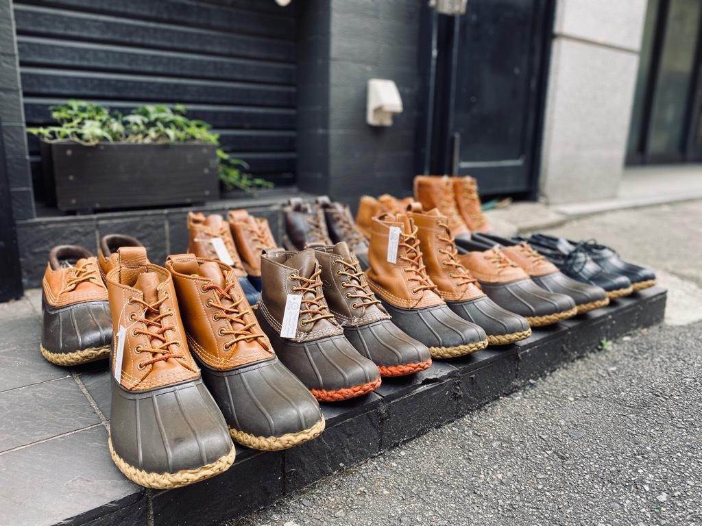 マグネッツ神戸店 9/16(水)Boots入荷! #3 L.L.Bean Maine Hunting Boots!!!_c0078587_16170846.jpg